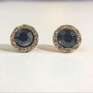 3/$12💛Glass Crystal Stud Earrings